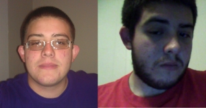 No Shave November Before After Zach Kisfalusi