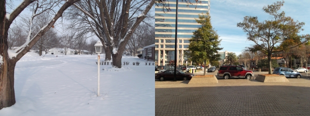 Left: Kasson, MN. Right: Jacksonville, FL.