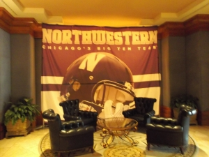 Taxslayer.com Gator Bowl Northwestern Mississippi State Team Hotel