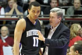 Listen Online Stream Northwestern men's basketball Michigan State