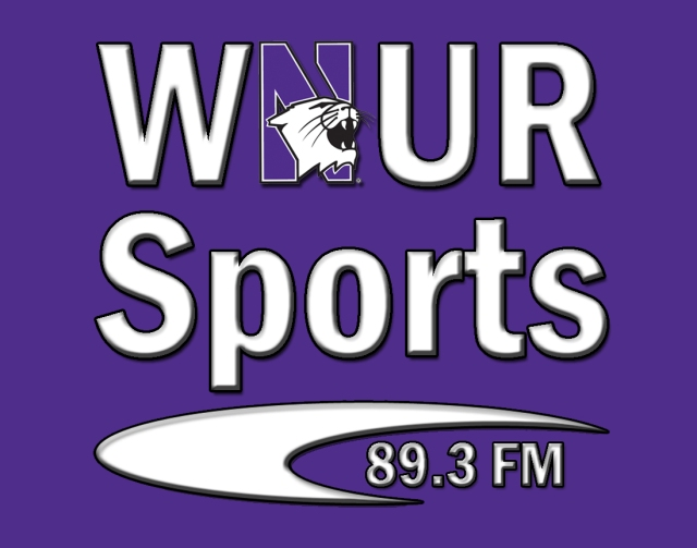 Newest WNUR Sports Logo With Trademark