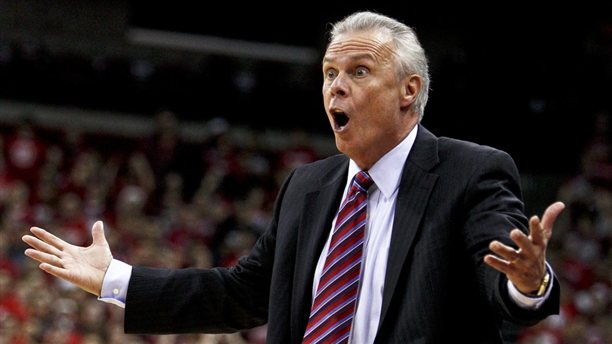 Bo Ryan is in his 13th year at the helm of Wisconsin.