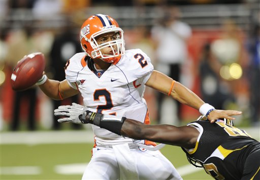 WIll transfer Wes Lunt be able to replace four year start Nathan Scheelhaase?