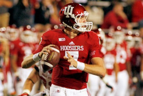 Is Sudfield ready to lead the Hoosiers out of the Big Ten basement?