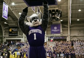 Welsh-Ryan will be rocking on Friday night for the first men's basketball game of the season, then the Wildcat football team invades South Bend Saturday. Get ready for all the action on preview Thursday! Photo credit: Tommy Giglio, USA Today Sports.