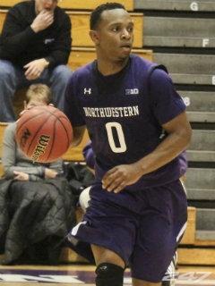 Will Northwestern use Johnnie Vassar more off the bench this week? Photo Credit: Daniel Hersh, 247 Sports