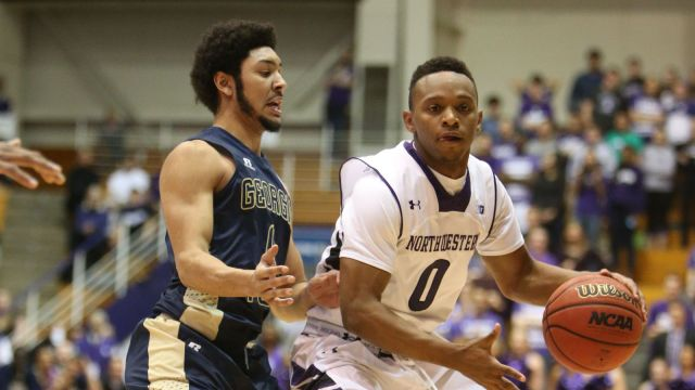 Northwestern announced today that freshman guard Johnnie Vassar intends to transfer from Northwestern. Photo Credit: Caylor Arnold-USA TODAY Sports