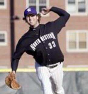 Current Seattle Mariners pitcher J.A. Happ is one of Northwestern baseball's more famous current MLB alums. Credit: Scout.com