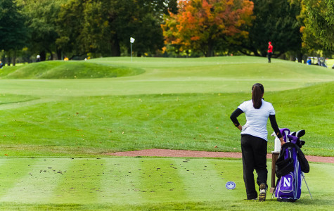 Northwestern's Women's Golf team enters play at the Stanford Intercollegiate as the top-ranked team in the nation.