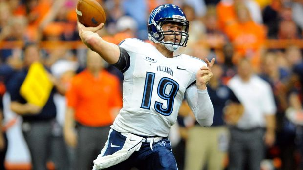 Villanova's John Robertson won the Walter Payton Award (FCS Heisman) as a junior. Could he get a chance in the NFL?