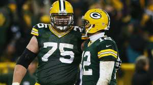 Bryan Bulaga has made a living protecting one of the NFL's best, Green Bay quarterback Aaron Rodgers.