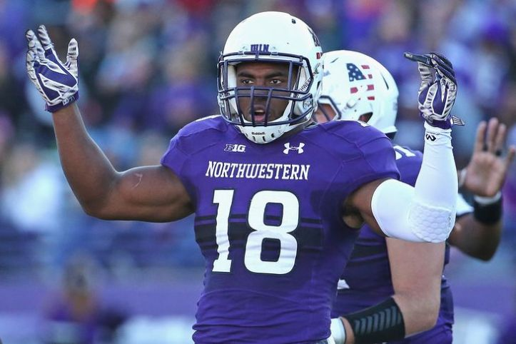 Anthony Walker and the Northwestern defense dominated AGAIN in a 27-0 win over Minnesota.