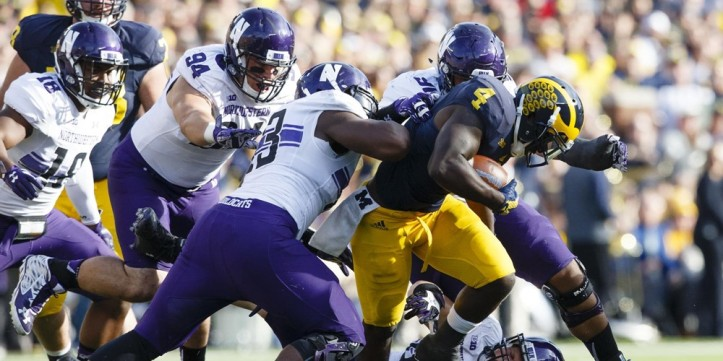 While the Wildcats got demolished by the Wolverines Saturday, it isn't a reason to panic. Photo Credit: NUSports.com