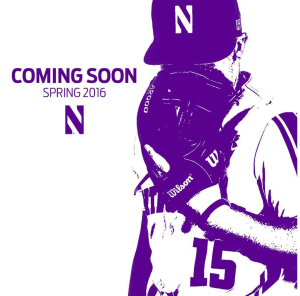 Photo Credit: Northwestern Baseball's Instagram Page
