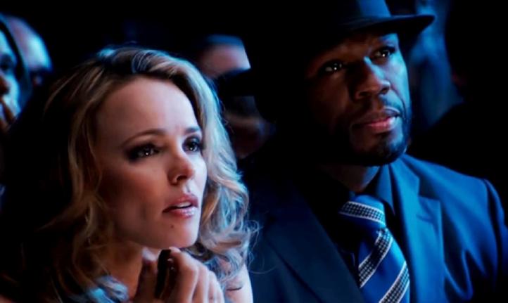 Thanks, Rachel McAdams and 50 Cent (?!)